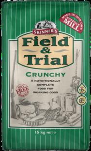 Skinners Field & Trial Crunchy 15kg