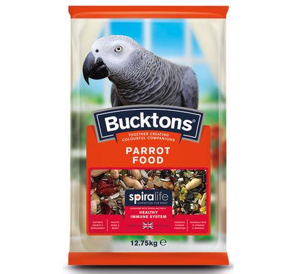 Buckton Parrot Food 12.75kg