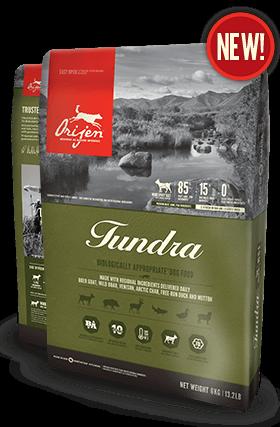 Orijen Tundra Dog Food 2kg