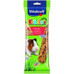 Vitakraft Guinea Pig Kracker Fruit x 5 packs of 2