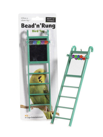 Bead N Rung Bird Toy Ladder