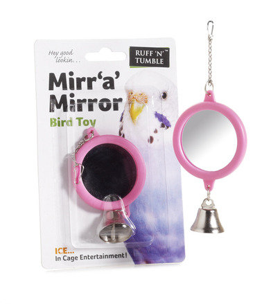 Mirr 'A' Mirror Bird Toy