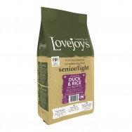 Lovejoys Senior/Light Dry Dog Food with Duck & Rice