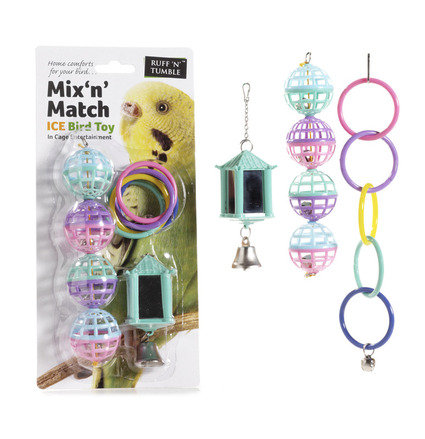 Mix 'N' Match Cage Accesories