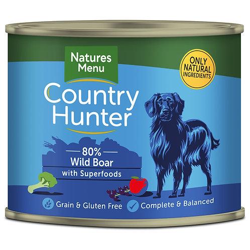 Country Hunter Wild Boar Dog Food 600g