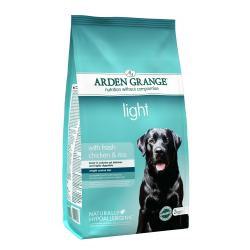 Arden Grange Dog Food Adult Light Chicken & Rice