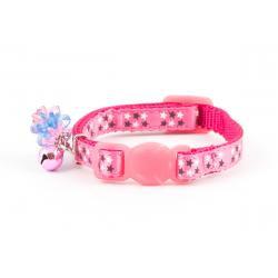 Ancol Luxury Kitten Collar Pink