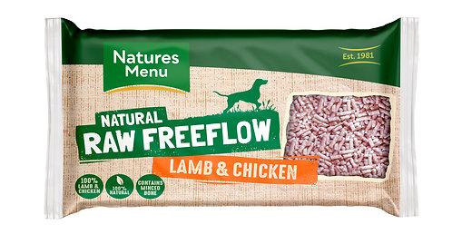 Natures Menu Free Flow Lamb & Chicken 2kg