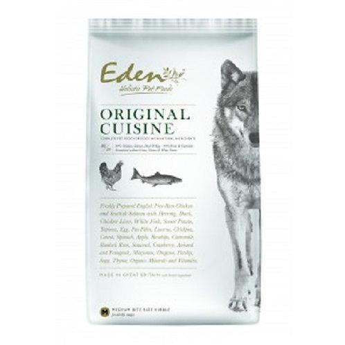 Eden 80/20 Dog Food Original Small Bite Cuisine 2kg
