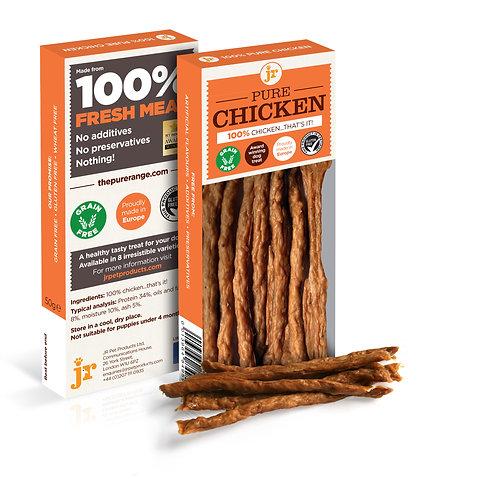 JR Pure Chicken Dog Treats 50g