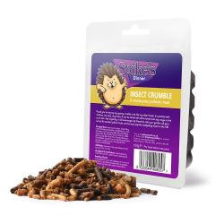 Spikes Insect Crumble Hedgehog Treat 100g
