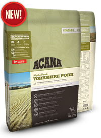 Acana Yorkshire Pork Dog Food 11.4kg