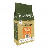 Lovejoys Senior/Light Dry Dog Food with Turkey & Rice