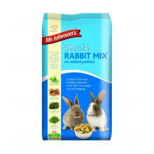 Mr Johnsons Special Rabbit Mix No Added Pellets 15kg