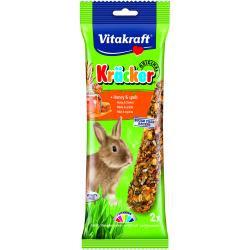 Vitakraft Rabbit Kracker Honey x 5 packs of 2