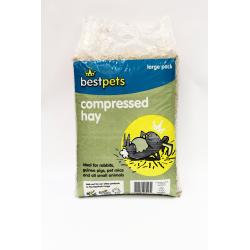 Best Pets Compressed Hay