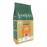 Lovejoys Puppy Dry Dog Food with Turkey & Rice