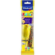 Vitakraft Canary Stick Fruit 2 Pack x 7