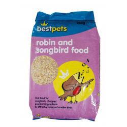 Bestpets Robin & Songbird 15kg