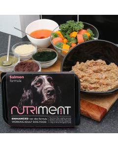 Nutriment Salmon & Chicken Formula