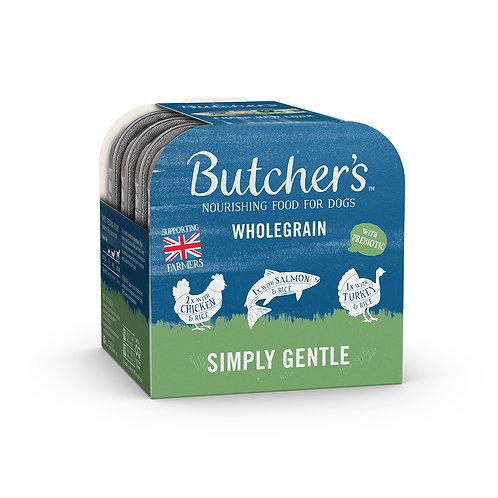 Butchers Simply Gentle Wet Dog Food Foil