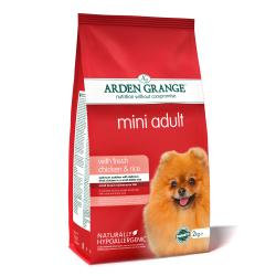 Arden Grange Dog Food Mini Adult Chicken & Rice