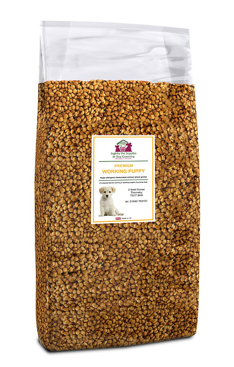 Ingleby Pet Supplies Super Premium Puppy Food 15kg