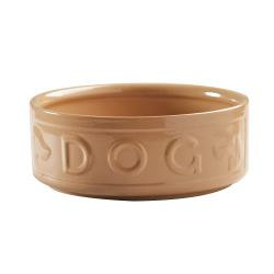 Mason Cash Cane 20cm Lettered Dog Bowl