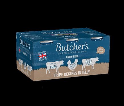 Butchers Tripe Loaf Mix Wet Dog Food