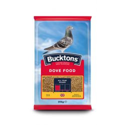 Buckton Dove Mix 20kg