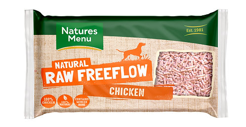 Natures Menu Free Flow Chicken 2kg