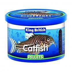 King British Catfish Pellet 600g