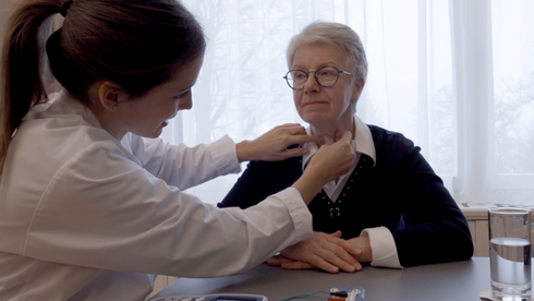 VITALSTIM : SWALLOWING DISORDER THERAPY AT CLINIQUE VALMONT