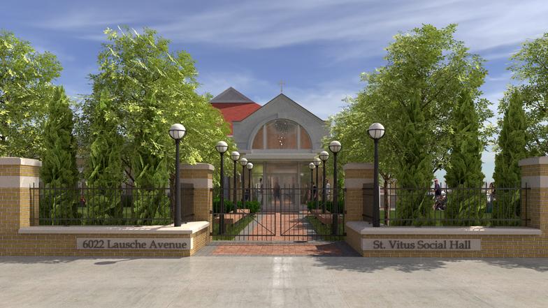 St. Vitus Hall