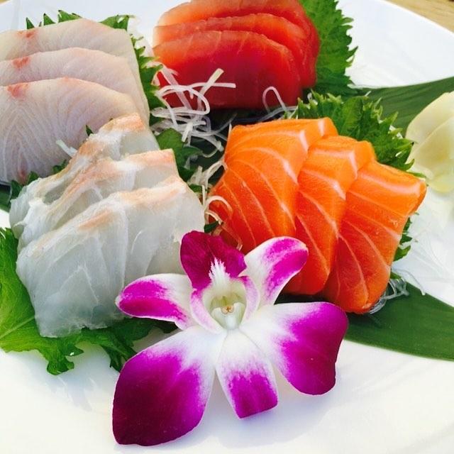 Sashimi Platter #blueribbonsushibarandgrill #LAeater #eaterla #foodielover211