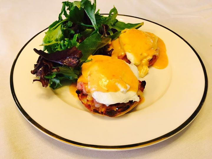 Benedict Poached Eggs