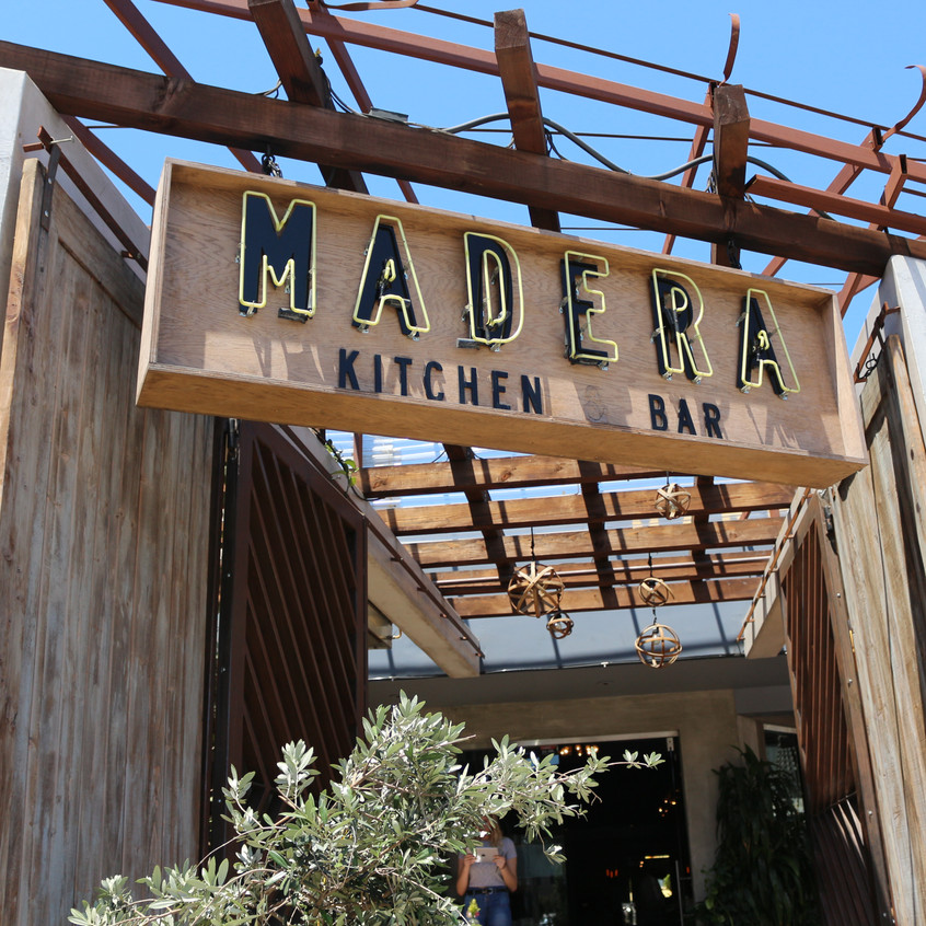 Madera Kitchen Bar