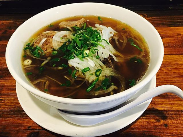Oxtail Pho