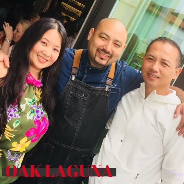 Oak Laguna with Chef Chris