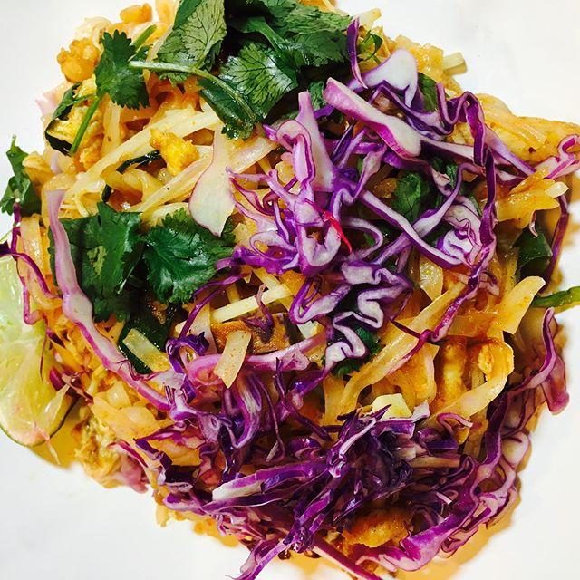 Pad Thai _natalee_thai! #nataleethai #thairestaurant #thaicuisine #thaifood #padthai #yelpelite #yelpla #foodart