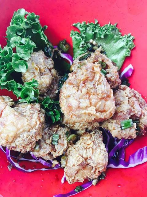 Chicken PuPu
