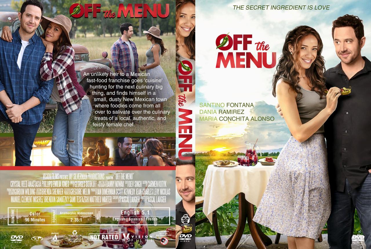 Off The Menu dvd cover