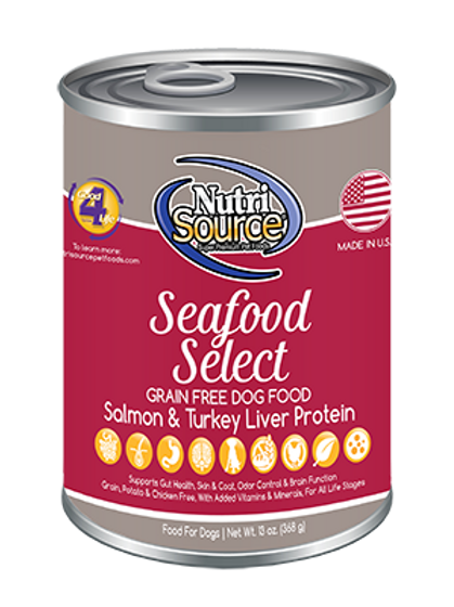 Nutrisource Grain Free Seafood CAN
