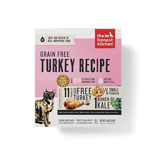 The Honest Kitchen Grace - Turkey (CAT)