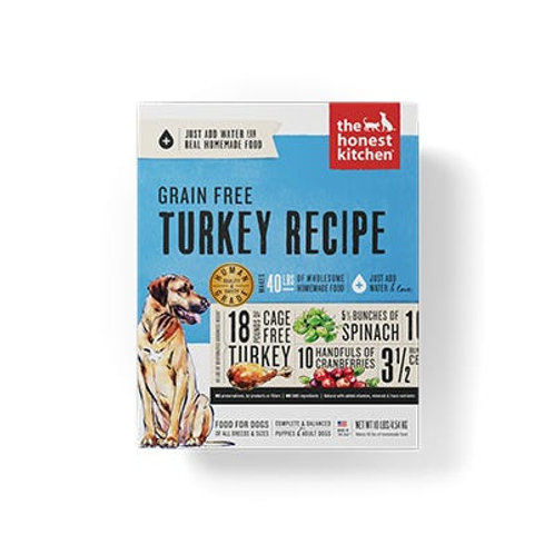 The Honest Kitchen Embark - Turkey (DOG)