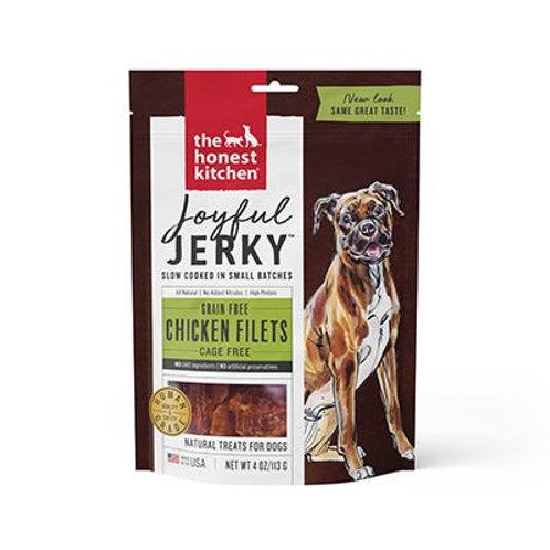 The Honest Kitchen Joyful Jerky - Chicken