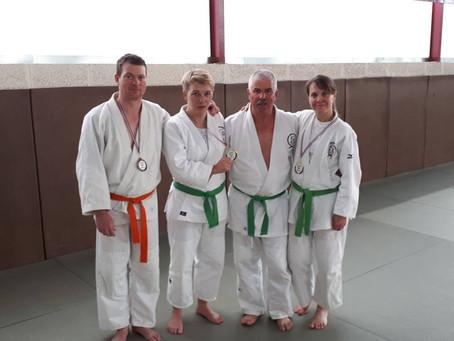 Championnats régionaux des ceintures de couleur