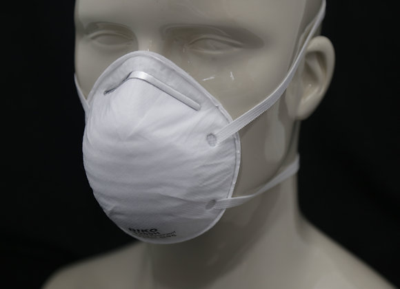 N95 RESPIRATOR, NIOSH APPROVED (W/OUT EXHALATION VALVE)