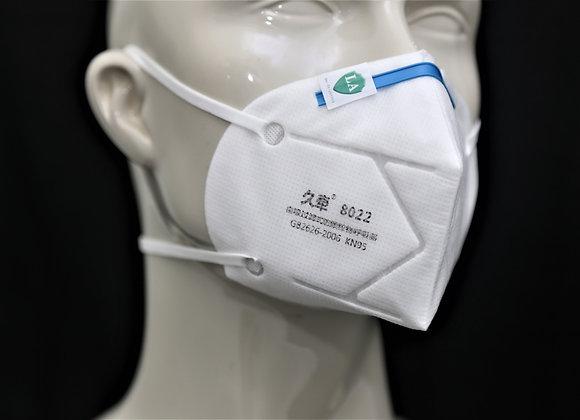 KN95 RESPIRATOR, 4-PLY, HEADLOOP (US FDA NON-NIOSH AUTHORIZED )