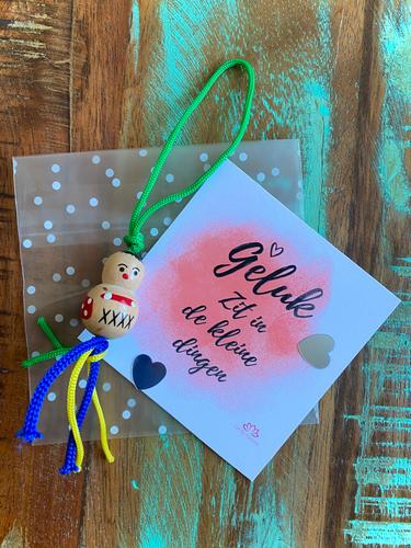 Geef geluk cadeau!